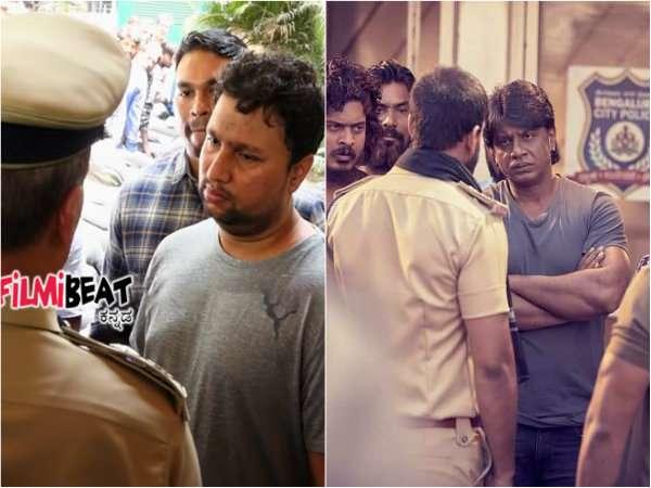 'ಸಲಗ' ಚಿತ್ರದಲ್ಲಿ ಅಲೋಕ್ ಕುಮಾರ್-ಸೈಲೆಂಟ್ ಸುನೀಲನ ನೆರಳು?