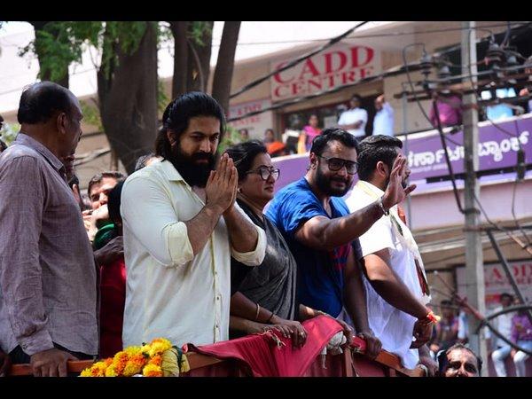 'ಜೋಡೆತ್ತು' ಸಿನಿಮಾ ಬಗ್ಗೆ ನಟ ಯಶ್ ಪ್ರತಿಕ್ರಿಯೆ