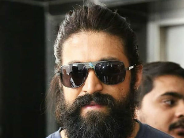 Kannada actor Yash vacate his rented house in katriguppe