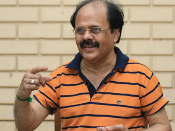 Tamil actor crazy mohan is no more