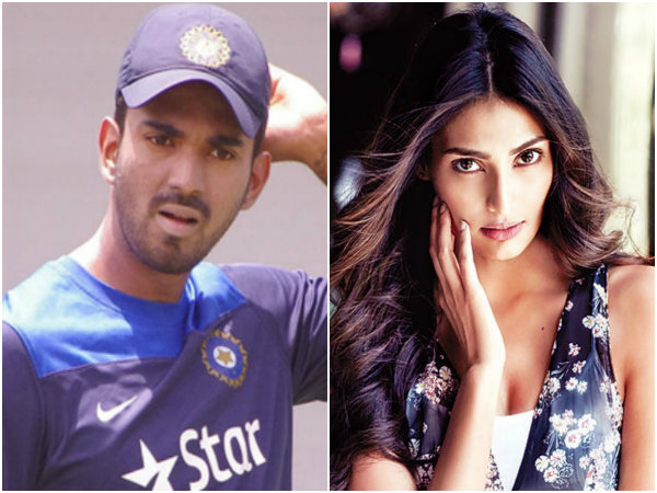 Cricketer Kl Rahul date with bollywood actors daughter