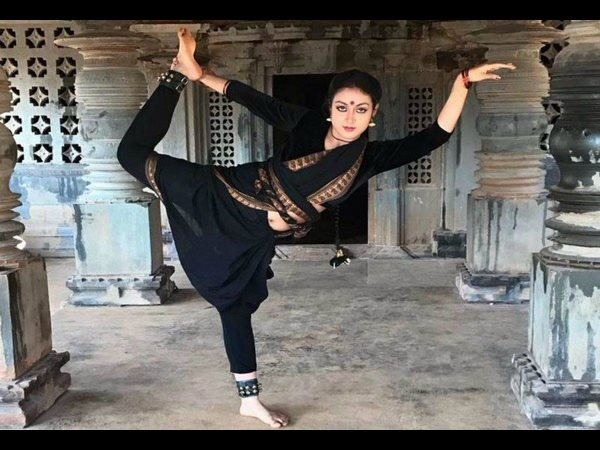 Kannada actress nisha won gold medal in Dance world cup