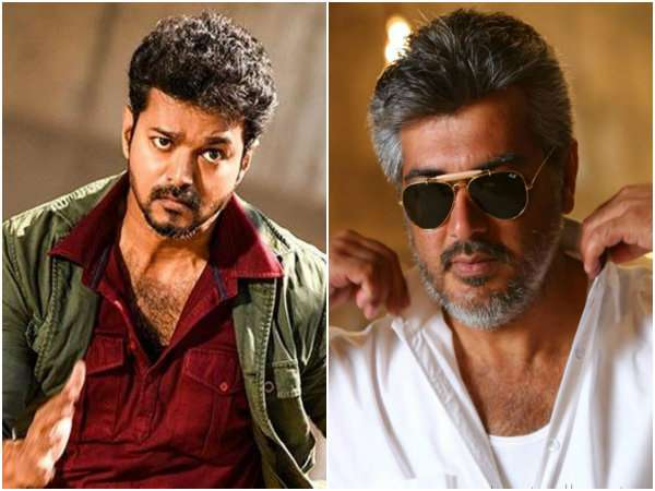 War Between Vijay and Ajith Fans in Twitter