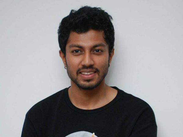 Kannada actor Shreyas Manjus second film announced titled Vishnu Priya