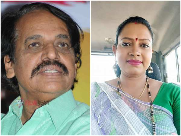 tn seetharam condolences for magalu janaki serial actress shobha death