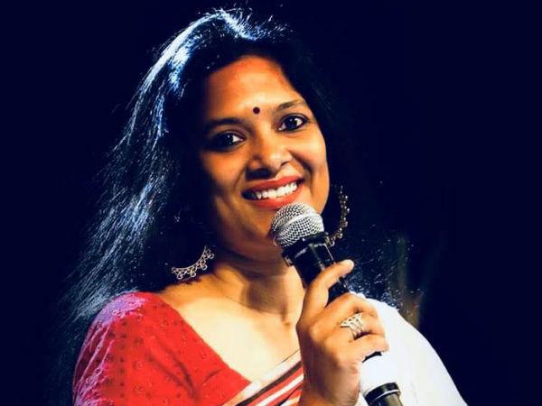 ರಾಷ್ಟ್ರೀಯ ಮಟ್ಟದ ಪ್ರಶಸ್ತಿ ಪಡೆದ ಗಾಯಕಿ ಎಂ ಡಿ ಪಲ್ಲವಿ