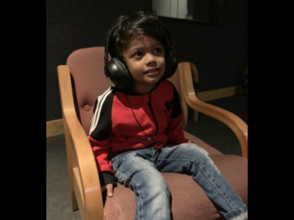 Ganesh Son Vihaan Dubbed For Geetha Kannada Movie