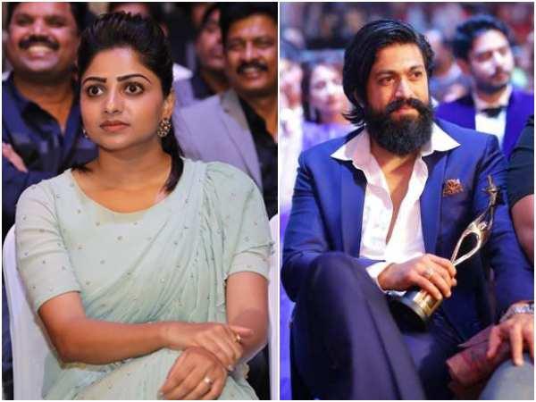Siima 2019 : ಸೈಮಾದಲ್ಲಿ ಅತಿ ಹೆಚ್ಚು ಪ್ರಶಸ್ತಿ ಪಡೆದ 'ಕೆಜಿಎಫ್', 'ಅಯೋಗ್ಯ'