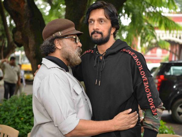 'ಏಕಾಂಗಿ' ಎಲ್ಲಾ ಬಿಟ್ಟಾಕಿ, ನಿಮ್ ಸ್ಟೈಲ್ ಸಿನಿಮಾ ಮಾಡಿ: ಸುದೀಪ್