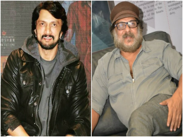 Ravichandran And Sudeep Team Up Together Again