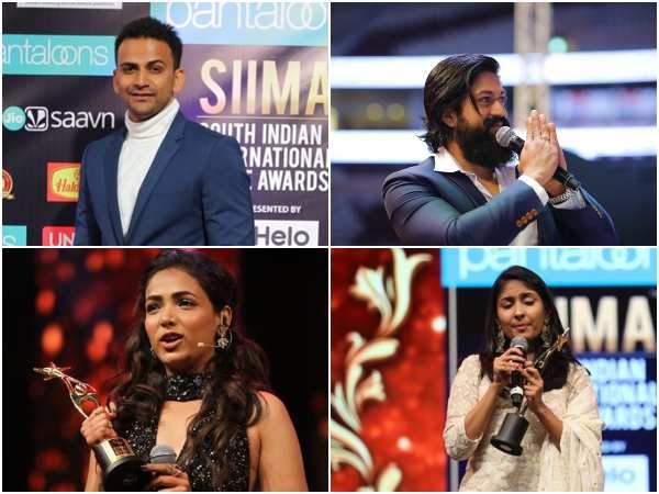 Siima Awards 2019: ಈ ಬಾರಿ ಪ್ರಶಸ್ತಿ ಗೆದ್ದ ಕನ್ನಡ ಸಿನಿಮಾಗಳ ಪಟ್ಟಿ