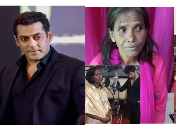 Bollywood Actor Salman Khan Gifts Costliest House To Singer Ranu Mondal