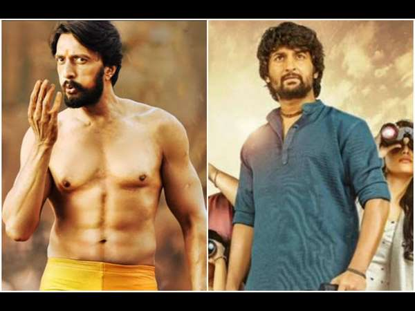Pailwaan and Gang Leader Releasing This Week