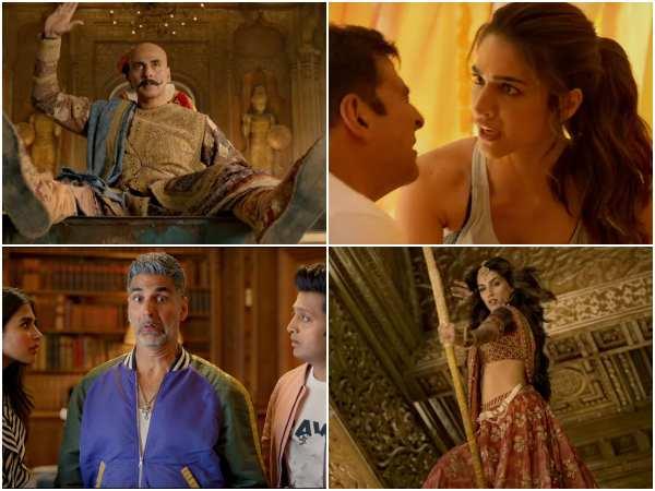 'ಹೌಸ್ ಫುಲ್ 4' ಟ್ರೇಲರ್ : ಮಸ್ತ್ ಮಜಾ ಮಾಡಿ