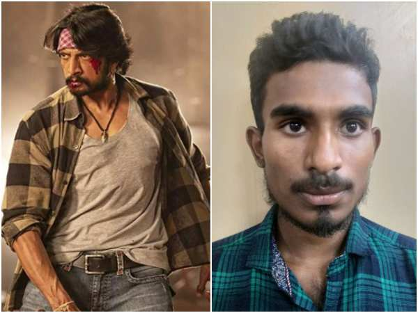 Bangalore Cyber Crime Police Arrested Rakesh Who Did Pailwaan Movie Facebook Live