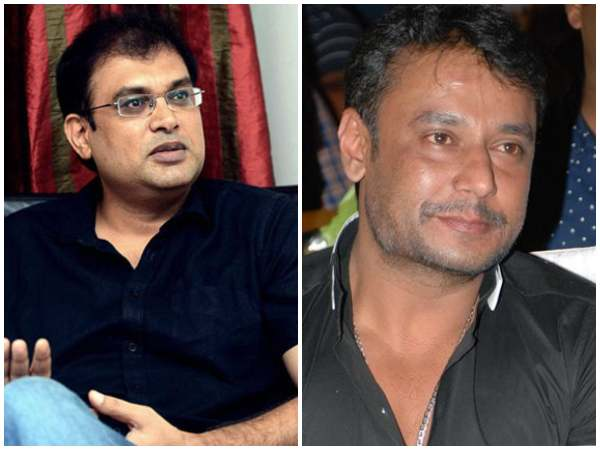 Telugu Famous Director Vakkantham Vamsi Will Direct A Movie To Kannada Actor Darshan
