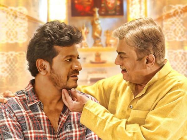 'ಆಪ್ತಮಿತ್ರ' ಚಿತ್ರ ನೆನಪಿಸುವ 'ಆಯುಷ್ಮಾನ್ ಭವ' ಟ್ರೈಲರ್