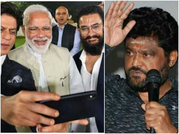 'ಆಮೀರ್, ಶಾರುಖ್ ಖಾನ್ ಗಳು ಮಾತ್ರ ಚಿತ್ರರಂಗದ ಒಡೆಯರಲ್ಲ': ಮೋದಿ ವಿರುದ್ಧ ನಟ ಜಗ್ಗೇಶ್ ಬೇಸರ