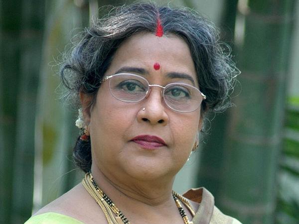 ದಕ್ಷಿಣ ಭಾರತದ ಹಿರಿಯ ನಟಿ ಗೀತಾಂಜಲಿ ನಿಧನ