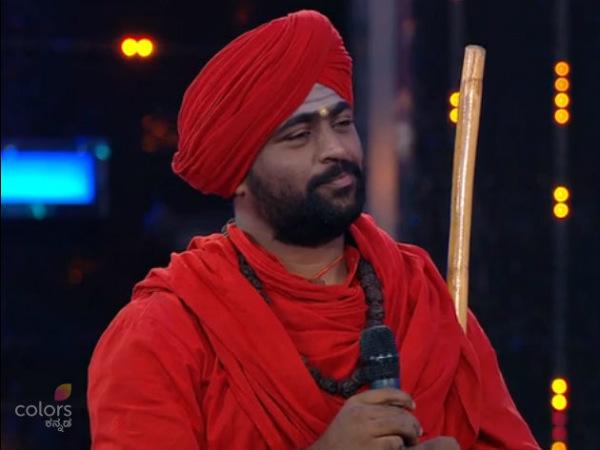 ಬಿಗ್ ಬಾಸ್ ಮನೆಗೆ ಬಂದಿರುವ ಗುರುಲಿಂಗ ಸ್ಮಾಮೀಜಿ ಯಾರು?