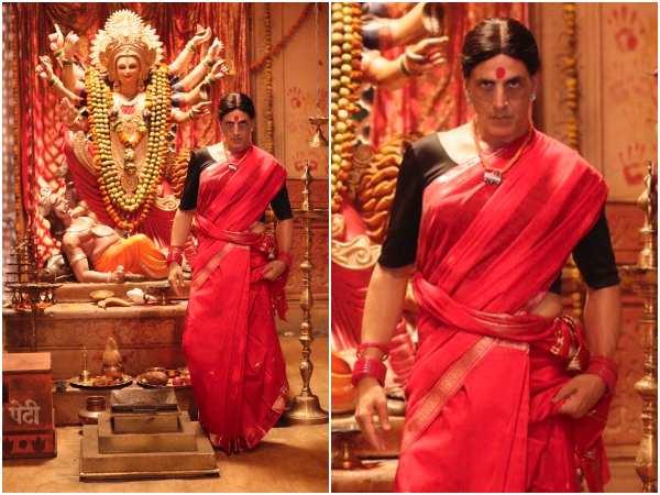 ಅಬ್ಬಬ್ಬಾ ಅಕ್ಷಯ್ : ಕಾಂಚನಾ ಗೆಟಪ್ ನಲ್ಲಿ 'ಮಿಷನ್ ಮಂಗಲ್' ಹೀರೋ
