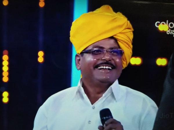 ಬಿಗ್ ಬಾಸ್ ಕನ್ನಡ: ರಾಜು ತಾಳಿಕೋಟೆ 14ನೇ ಸ್ಪರ್ಧಿ