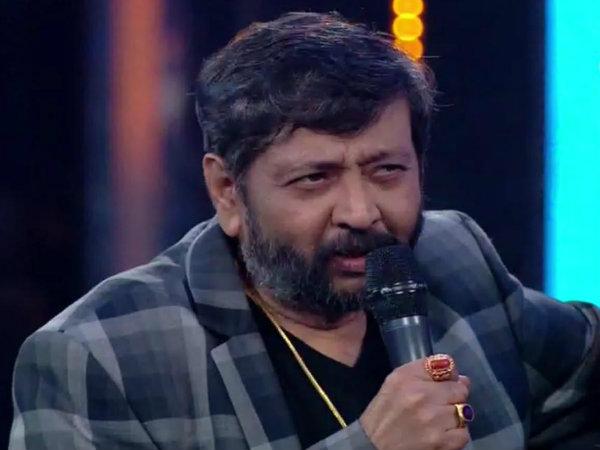 ಬಿಗ್ ಬಾಸ್ ಕನ್ನಡ: 3ನೇ ಸ್ಪರ್ಧಿ ಪತ್ರಕರ್ತ ರವಿ ಬೆಳಗೆರೆ