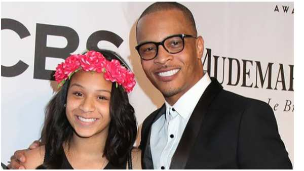 American Rap Singer TI Controversial Statement About His Daughter