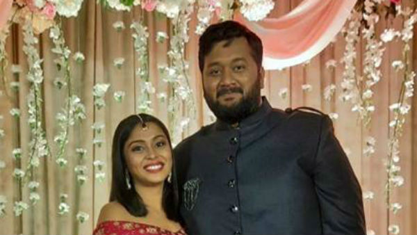 Kannada Rapper Allok got married to his girlfriend Nisha