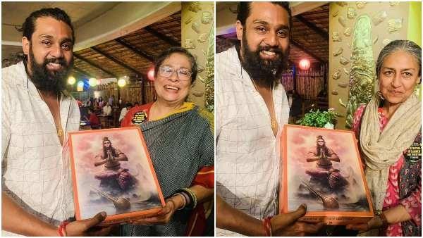 ಶಂಕರ್ ನಾಗ್ ಪತ್ನಿಗೆ ಧ್ರುವ ಸರ್ಜಾ ಮದುವೆಯ ಮಮತೆಯ ಕರೆಯೋಲೆ