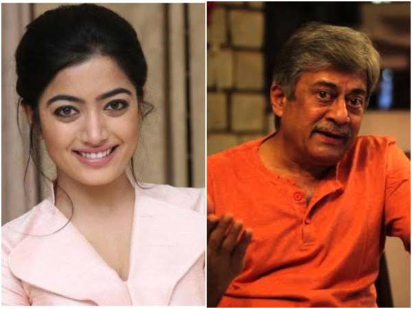 Kannada Actor Ananth Nag Playing Important Role In Bheeshma Telugu Movie