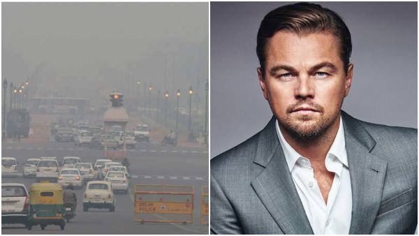Hollywood Actor Leonardo DiCaprio React About Delhi Air Pollution