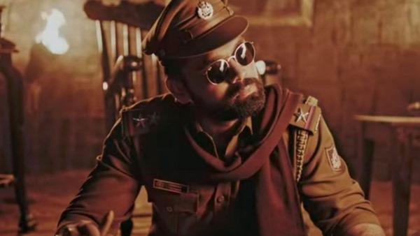 'ಶ್ರೀಮನ್ನಾರಾಯಣ' ಟ್ರೈಲರ್ ನಲ್ಲಿ ಹಾಲಿವುಡ್ ಚಿತ್ರದ 'ನೆರಳು': ಇದು ಕಾಪಿನಾ? ಸ್ಫೂರ್ತಿನಾ?