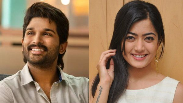 Rashmika Mandanna Character Revealed In Allu Arjun Movie