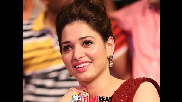 South Indian Actress Tamanna Entered To Web Series
