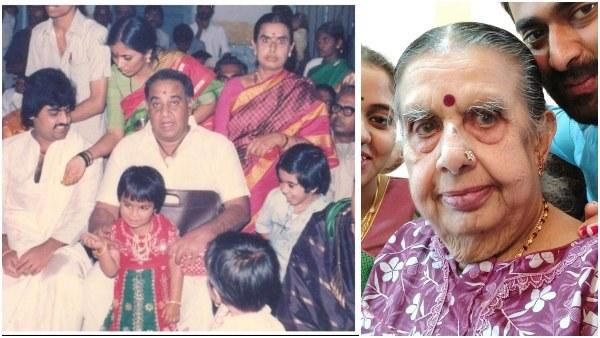 ಹಿರಿಯ ನಟ ಉದಯ್ ಕುಮಾರ್ ಪತ್ನಿ ಕಮಲಮ್ಮ ನಿಧನ