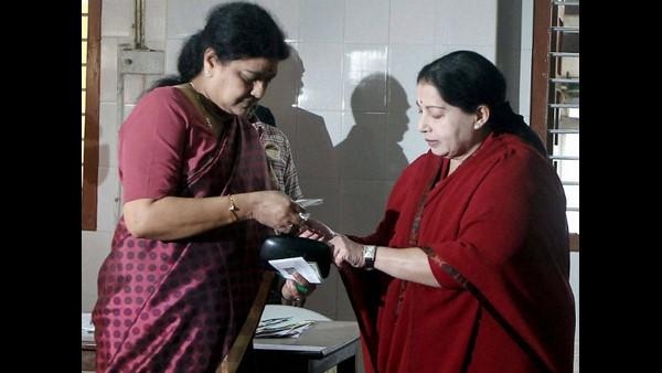'ತಲೈವಿ' ಸಿನಿಮಾದಲ್ಲಿ ಶಶಿಕಲಾ ಆದ ಸೌತ್ ನಟಿ