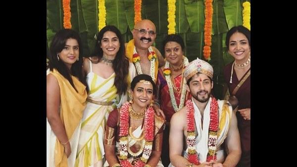 ಹ್ಯಾಪಿ ಮ್ಯಾರೀಡ್ ಲೈಫ್ ಹಿತಾ ಚಂದ್ರಶೇಖರ್-ಕಿರಣ್ ಶ್ರೀನಿವಾಸ್