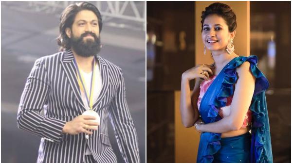 Filmfare Awards South 2019: ಅತ್ಯುತ್ತಮ ನಟ ಯಶ್, ನಟಿ ಮಾನ್ವಿತಾ ಕಾಮತ್