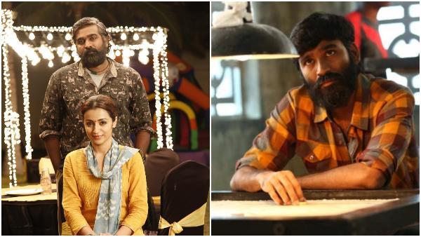 Filmfare Awards South 2019: ತಮಿಳಿನ ಅತ್ಯುತ್ತಮ ನಟ ಧನುಷ್, ವಿಜಯ್ ಸೇತುಪತಿ