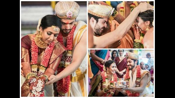 ಹಿತಾ ಚಂದ್ರಶೇಖರ್-ಕಿರಣ್ ಶ್ರೀನಿವಾಸ್ ಮದುವೆಯ ಅದ್ಭುತ ಕ್ಷಣಗಳಿವು