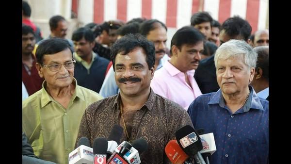 ರಾಕ್ಲೈನ್ ವೆಂಕಟೇಶ್ 'ಮದಕರಿ ನಾಯಕ' ಚಿತ್ರ ಮಾಡಲು 'ಈ ವ್ಯಕ್ತಿ' ಪ್ರೇರಣೆ