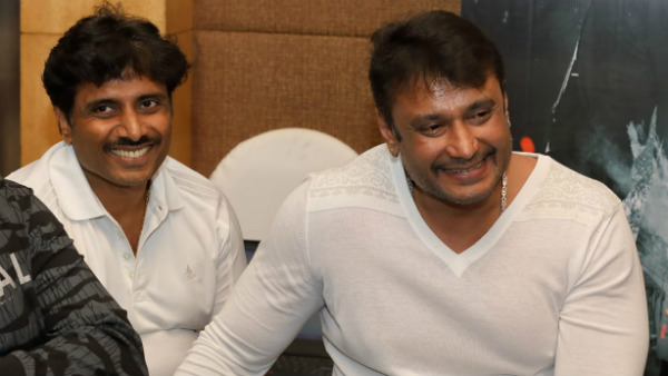 Sandesh Productions Will Be Producing Another Movie To Darshan