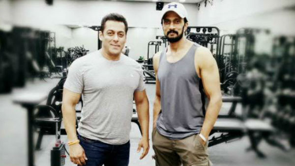 Sudeep And Salman Khan Have Fought 25 Days For Dabangg-3 Climax