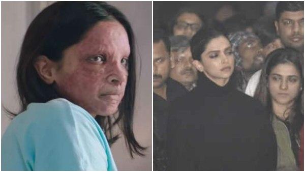JNU ವಿದ್ಯಾರ್ಥಿಗಳಿಗೆ ದೀಪಿಕಾ ಬೆಂಬಲ: 'ಚಪಾಕ್' ಟಿಕೆಟ್ ಬುಕ್ಕಿಂಗ್ ಕ್ಯಾನ್ಸಲ್ ಮಾಡುತ್ತಿರುವ ನೆಟ್ಟಿಗರು