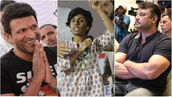 'ಪುನೀತ್, ದರ್ಶನ್ ಬರಿ ಸಿನಿಮಾದಲ್ಲಿ ಹೀರೋ ಆಗ್ಬೇಡಿ': ಸ್ಟಾರ್ ನಟರನ್ನು ಟೀಕಿಸಿದ್ದ ಅಮೂಲ್ಯ