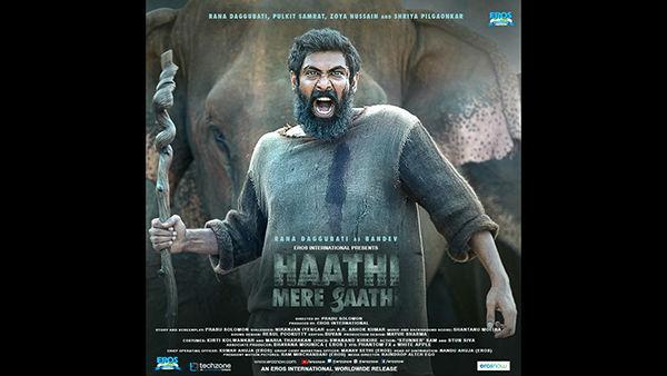 'ಹಾಥಿ ಮೇರೆ ಸಾಥಿ' ಚಿತ್ರಕ್ಕಾಗಿ 30 ಕೆ.ಜಿ ತೂಕ ಇಳಿಸಿದ್ದಾರೆ ರಾನಾ ದಗ್ಗುಬಾಟಿ.!