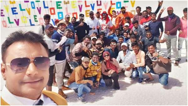 'ರಾಬರ್ಟ್' ಚಿತ್ರೀಕರಣ ಮುಕ್ತಾಯ: ಏಪ್ರಿಲ್ ಗೆ ಬರುವುದು ಪಕ್ಕಾ ಎಂದ ಡಿ ಬಾಸ್