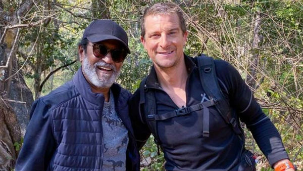 Bear Grylls Shares Trailer Of Into The Wild With Rajinikanth