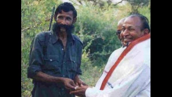 ಕಾಡುಗಳ್ಳ ವೀರಪ್ಪನ್ ಮೀಸೆ ತಡವಿ ಬಂದಿದ್ದರು ಡಾ. ರಾಜ್ ಕುಮಾರ್